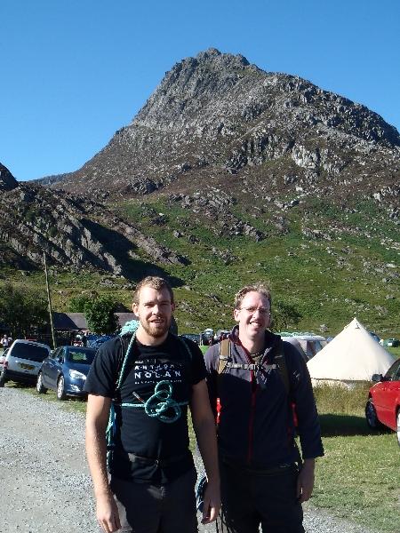 MKMC Meet - August - North Wales Capel Curig