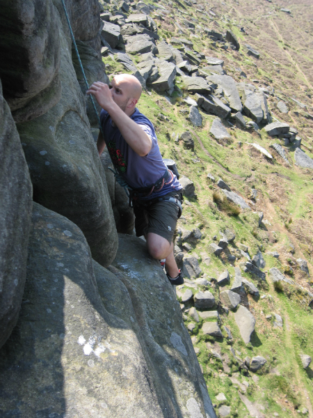 Stanage May 2012